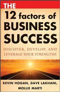 12 Factors of Business Success by Mollie Marti