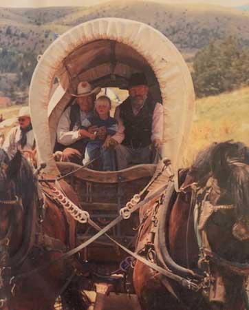 horses-rustic-lodging-buffalo-wy