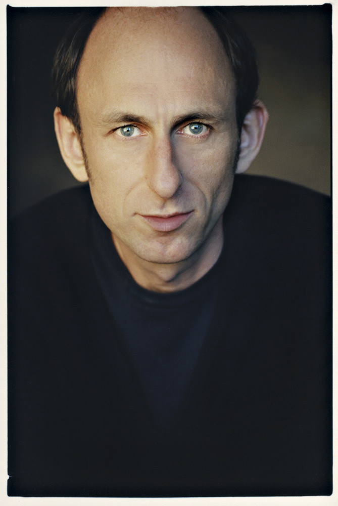 David Cale, Actor, NYC. Acclaimed as one of the leading solo performers in America.