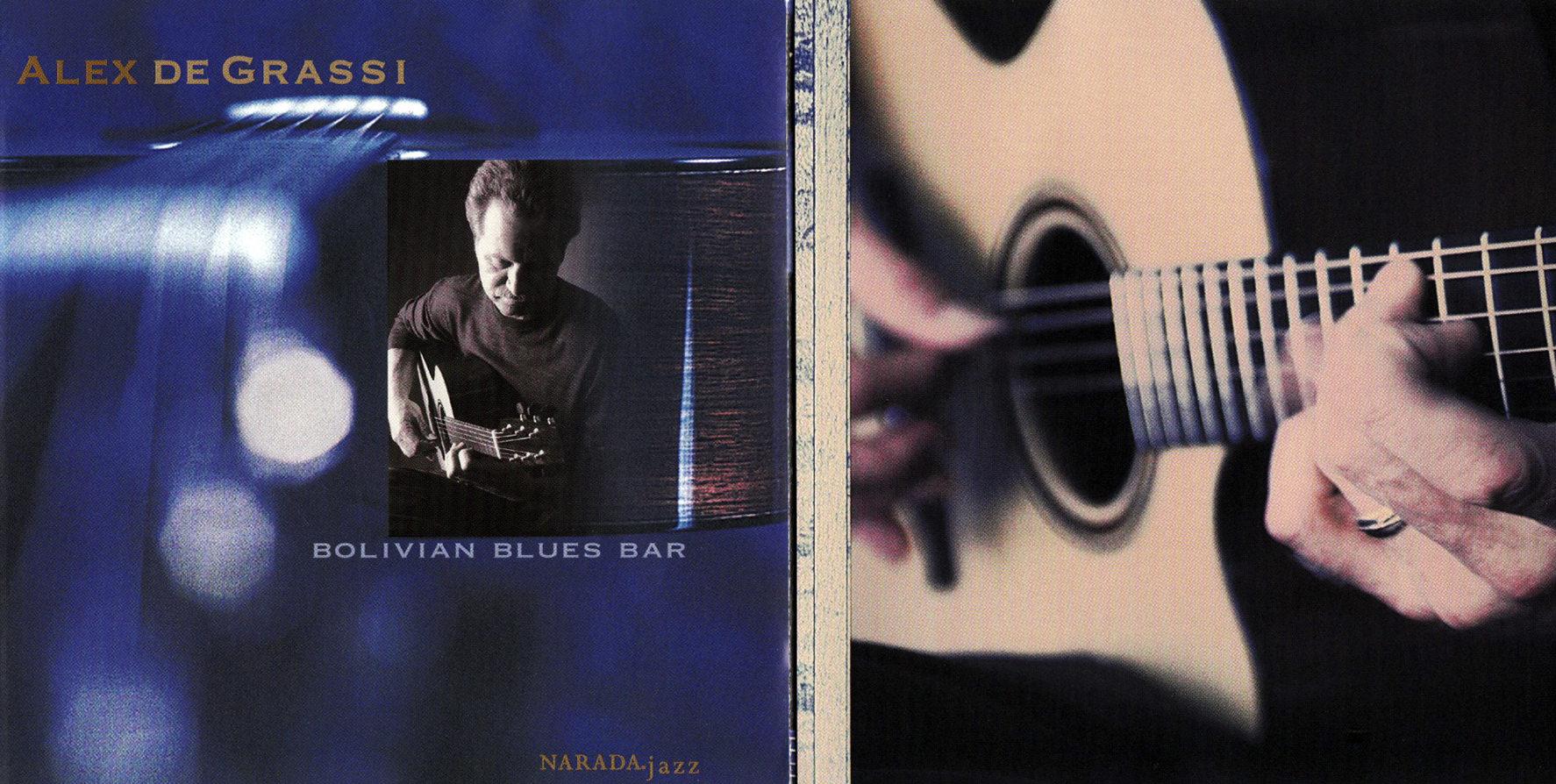 Alex De Grassi, Bolivian Blues Bar