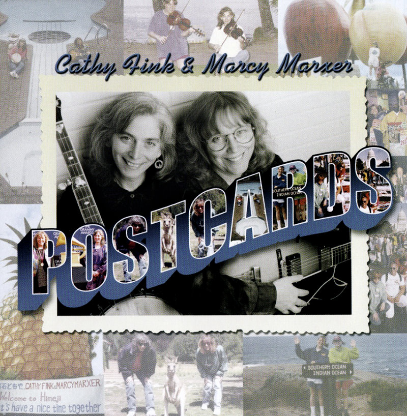 Cathy-Fink_Marcy-Marxer_Postcards_by-Irene-Young