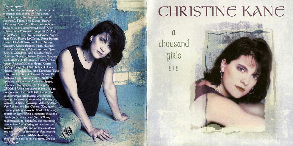 Christine Kane, A Thousand Girls