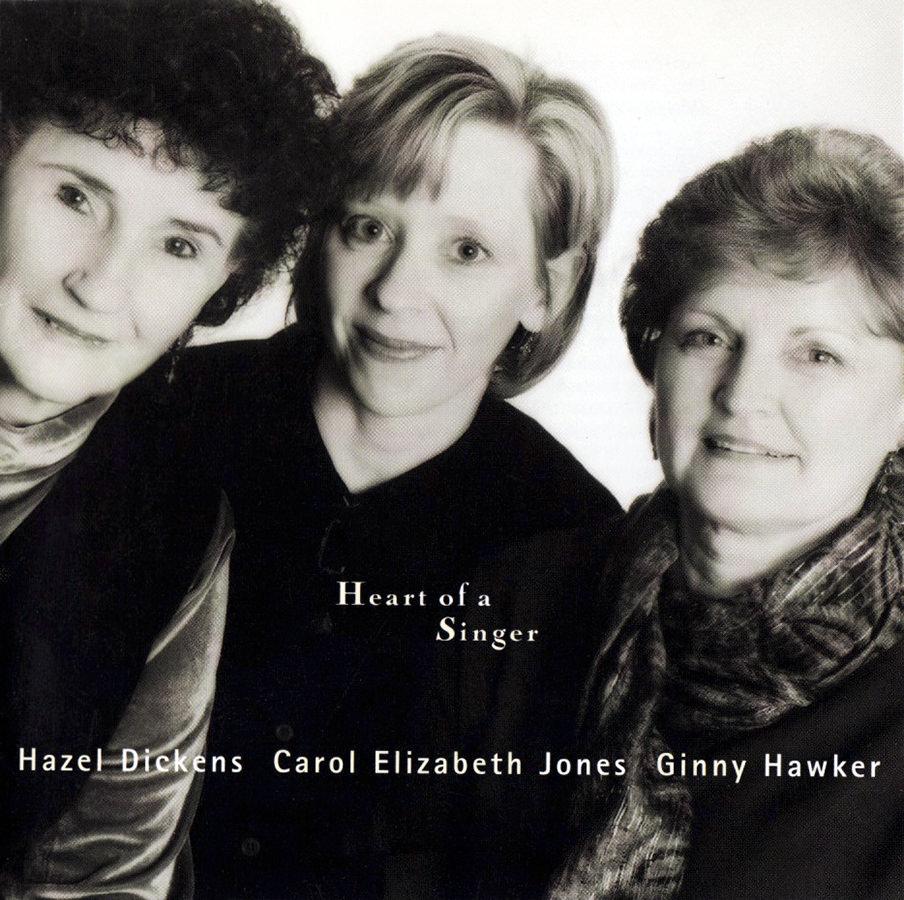 Dickens, Jones, Hawker, Heart of a Singer