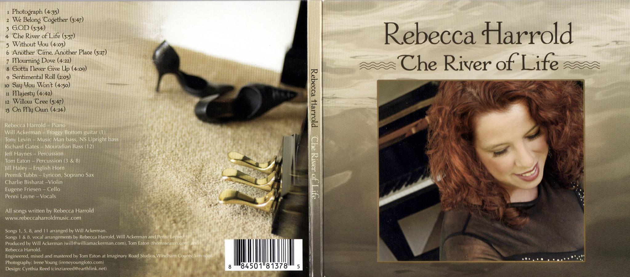 Rebecca Harrold, The RIver of Life
