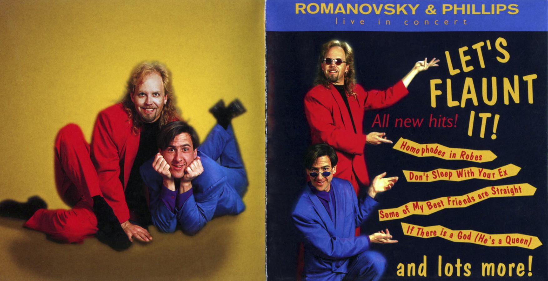 Romanovsky & Phillips, Let's Flaunt It