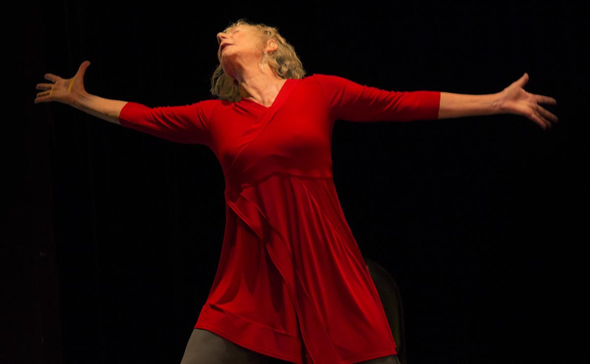Nina Wise, Performance Artist, SF Bay Area