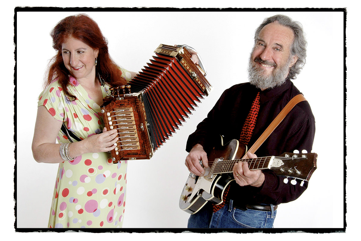 Eric and Suzy Thompson, California