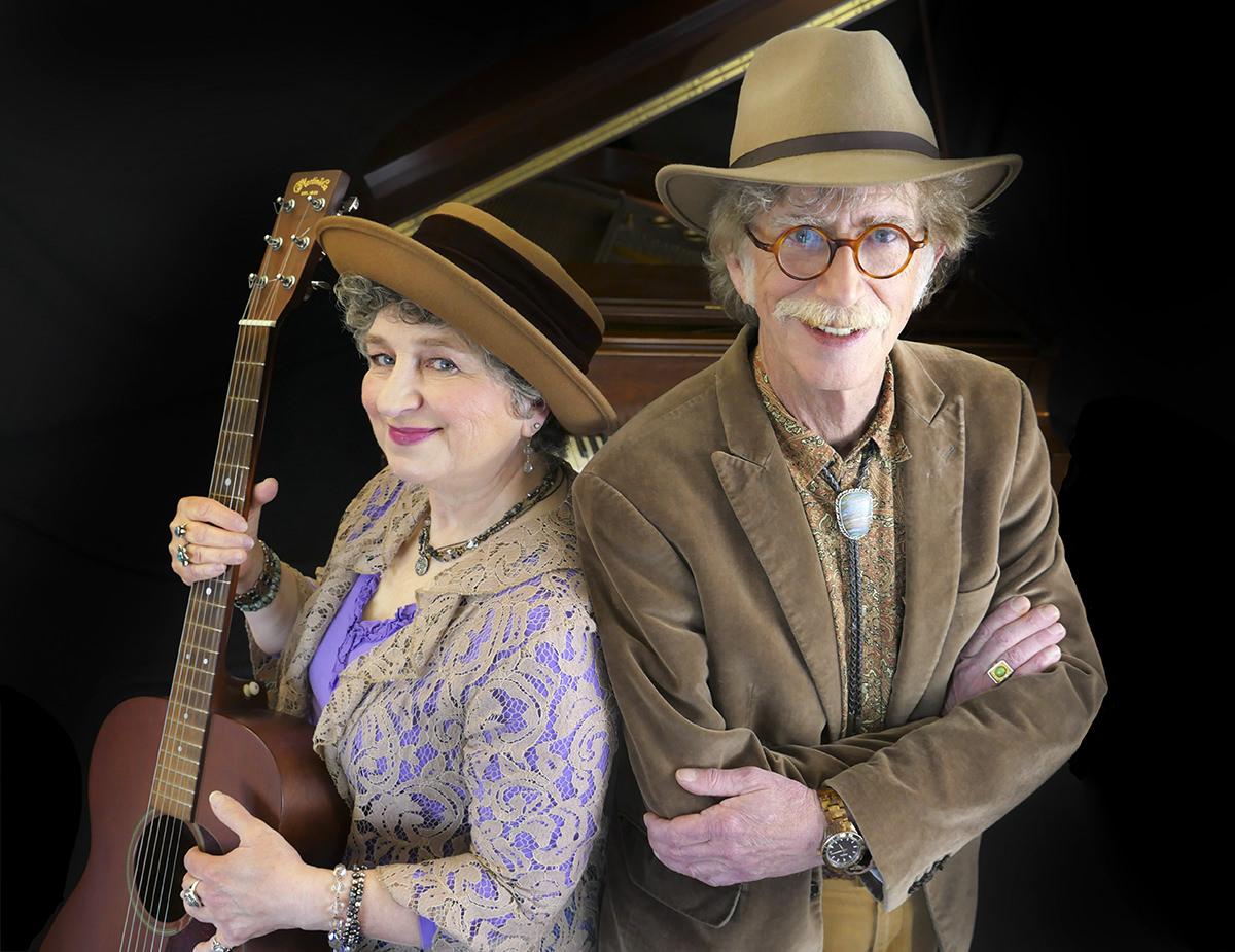 Jane Voss and Hoyle Osborne, New Mexico