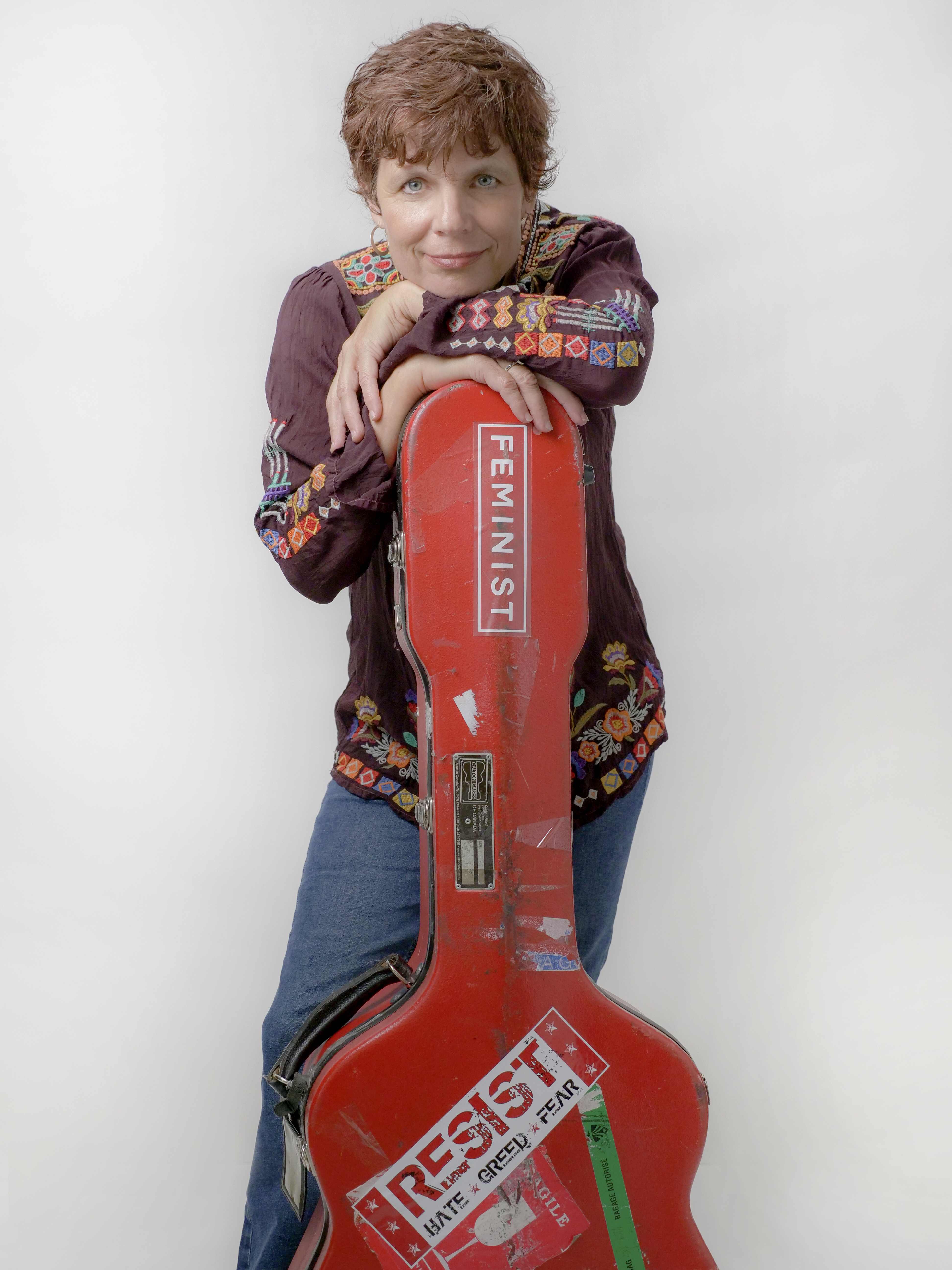 Jennifer Berezan, Canada/California
