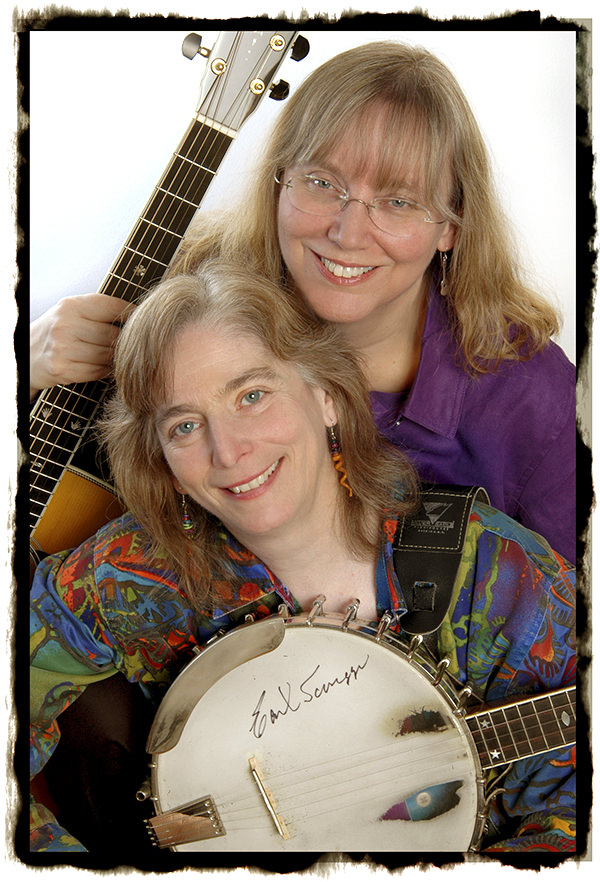 Cathy Fink and Marcy Marxer, Maryland