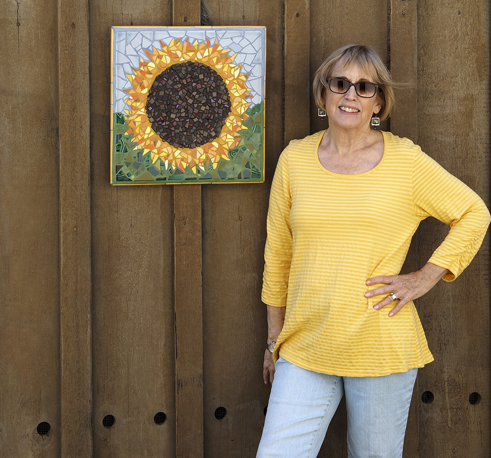 Artist, Pattie Grey, Marin County, CA