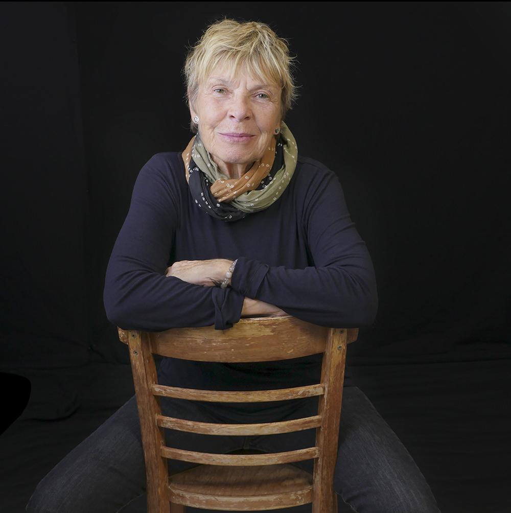 Author, Ann Jones, Boston, MA