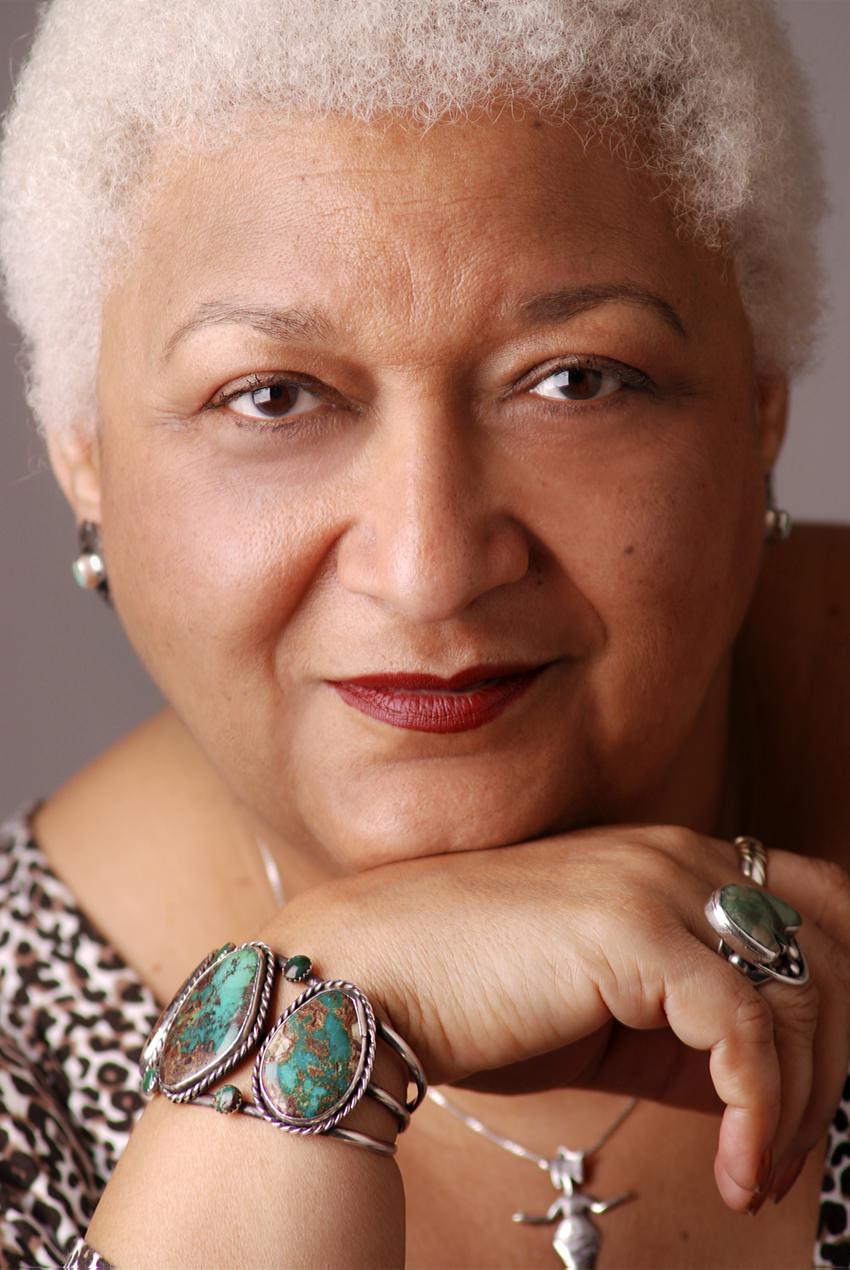Poet/Author, Jewelle Gomez, Oakland, CA