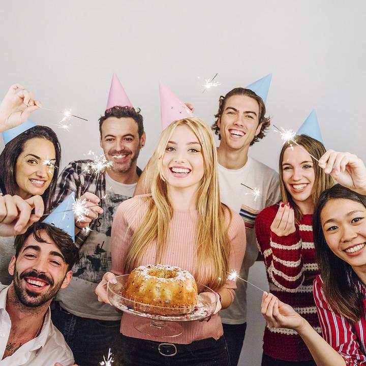 Birthday Celebration Invitation Email Email to Employees