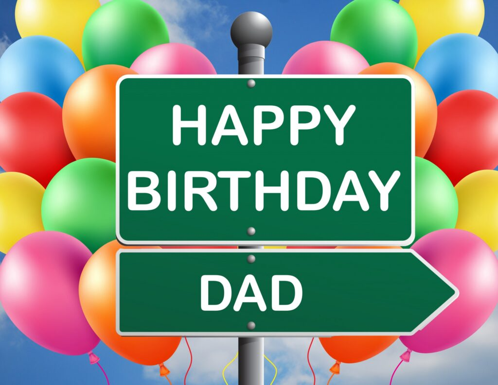Birthday Wishes for Your Loving Dad