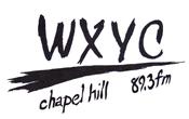 WXYC signature logo