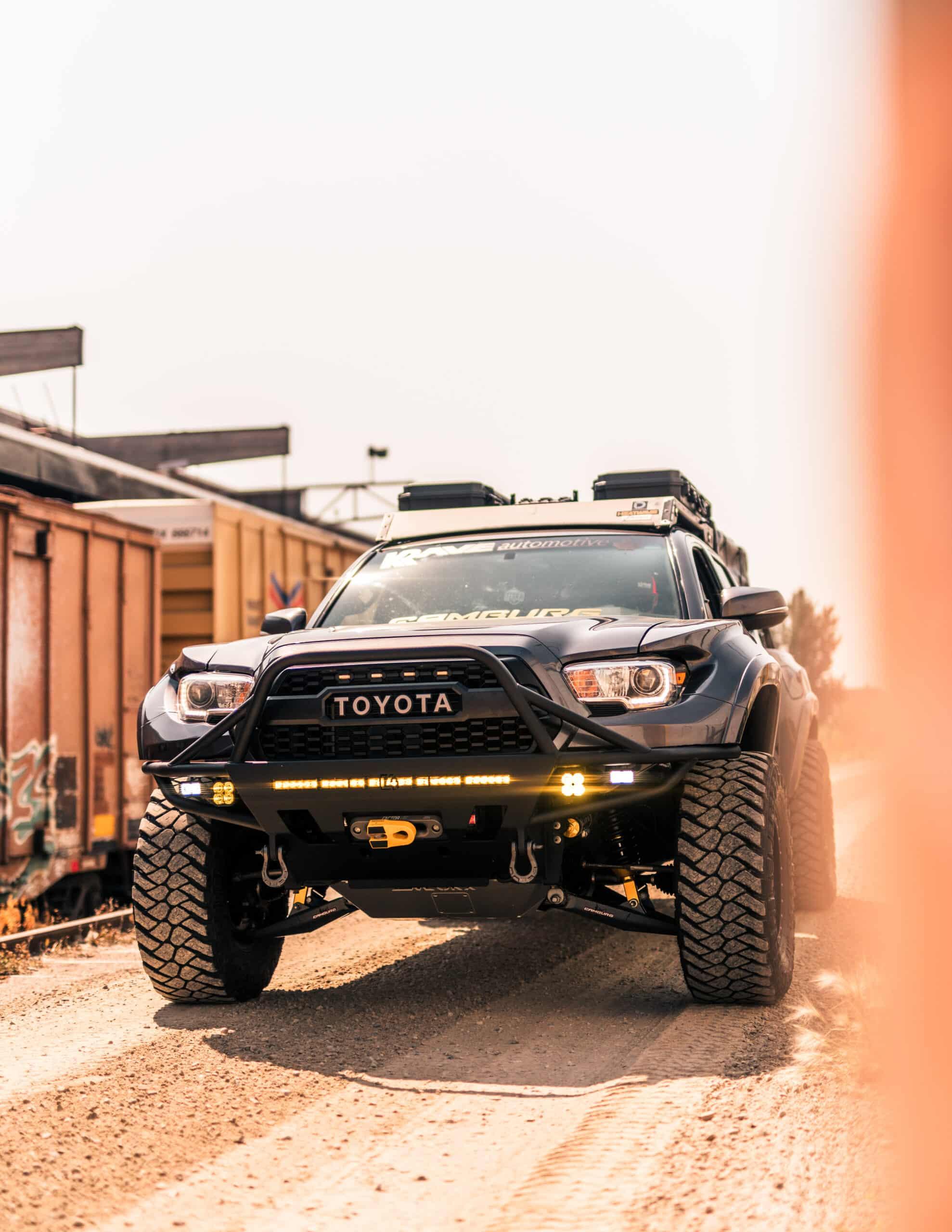 Feras Camburg Race Truck-1234