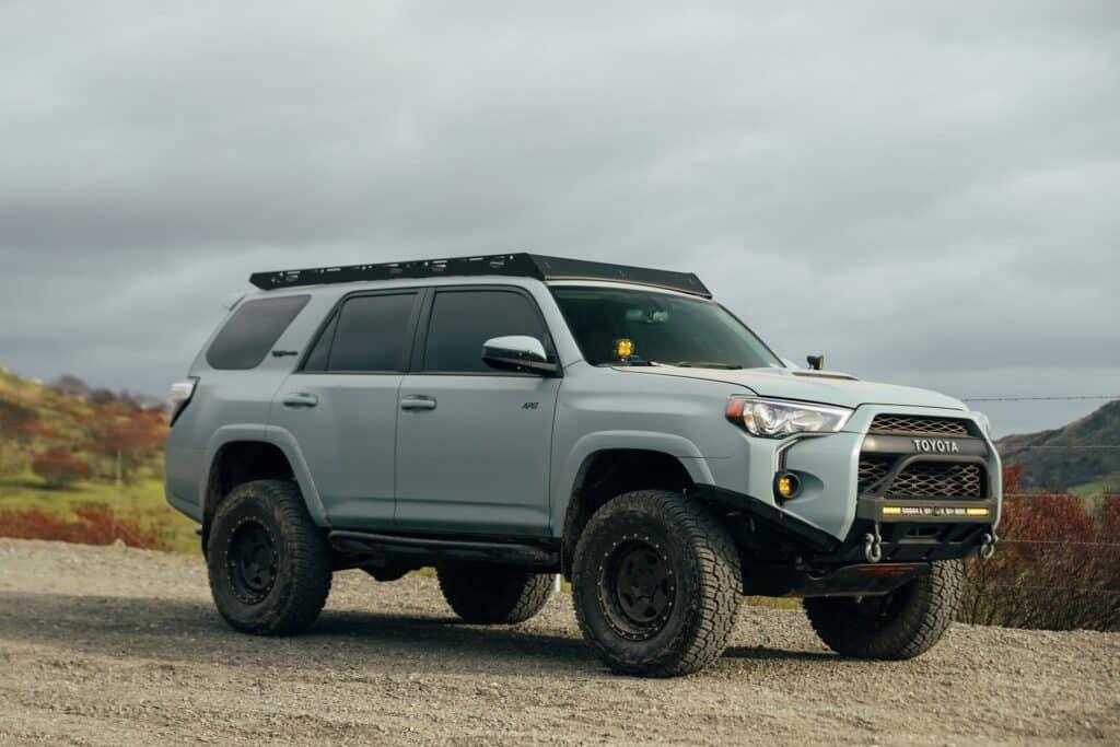 Sherpa Equipment company Toyota 4Runner roof rack