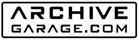 Archive Garage :