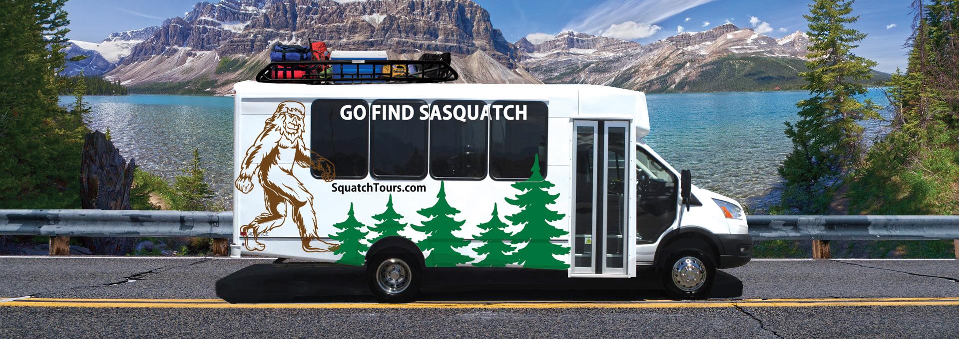 SQUATCH TOURS