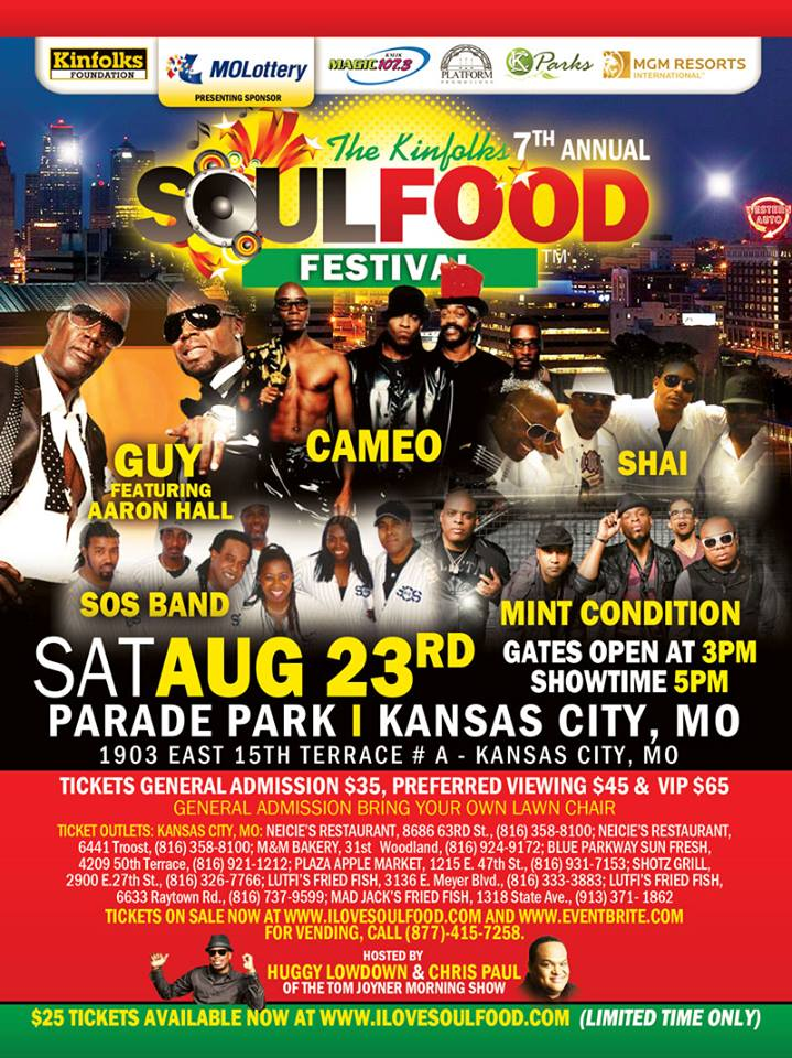 The Kinfolks 7th Annual Soulfood Festival - 2014