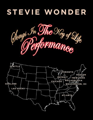 Live Nation Entertainment Stevie Wonder