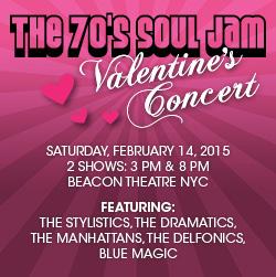 The 70's Soul Jam - 2015