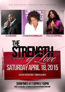 The Strength of Love Stageplay 2015