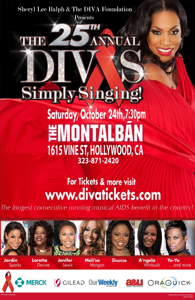 25th Annual Divas Simply Singing in Hollywood - 2015