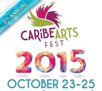 caribe arts fest - 2015