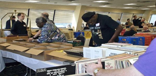 Jazz Record Collectors' Bash - 2016