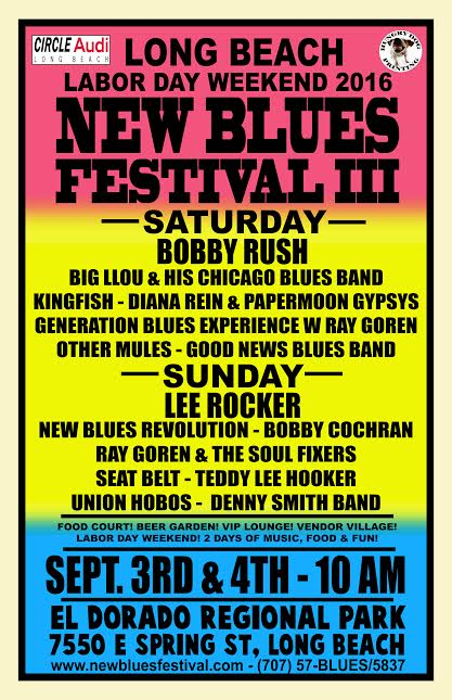 New Blues Festival - 2016