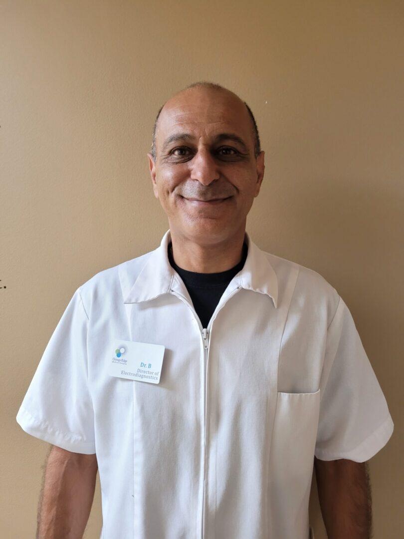 Dr Barkhordar