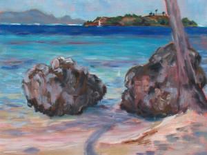 2 rocks Club Med