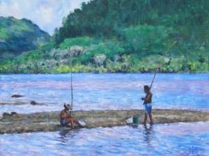 Pêche Taravari