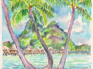 Trois Cocotiers Bora