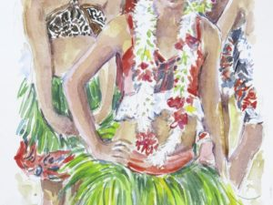 Fin d'école, petite danseuse 2016