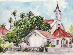 Eglise Fakarava