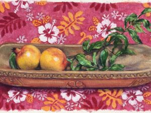 Umete pomegranates
