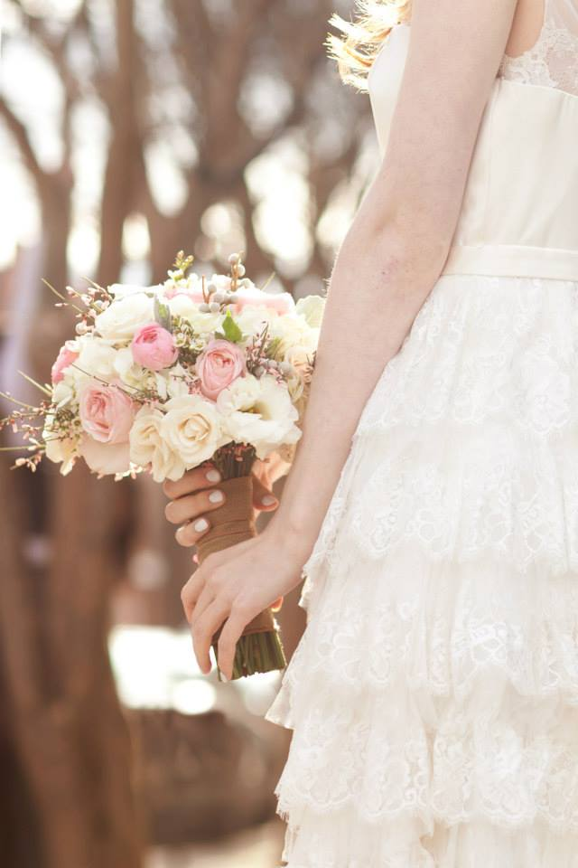 A Delicate Petal, Something New for I Do, Wedding Bouquet Breakdown