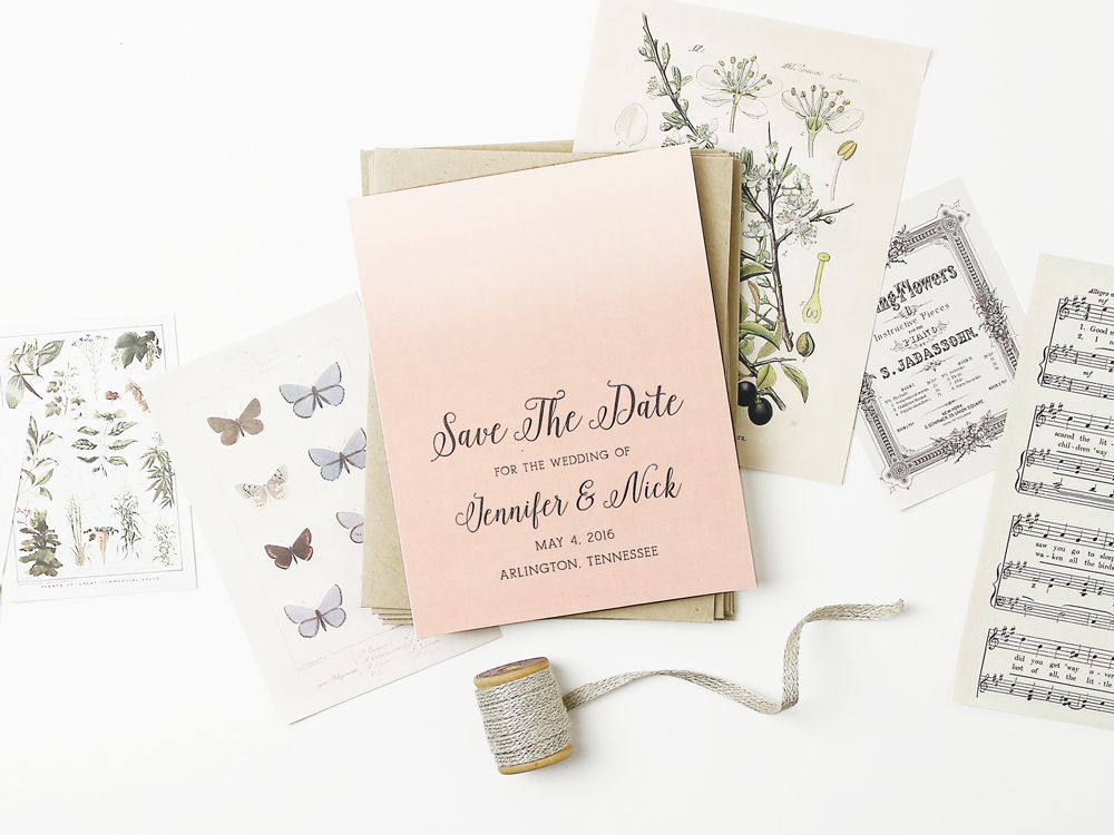 Basic Invite, Save The Date, Tips on Creating the Perfect Invitations for All of Your Wedding Festivities