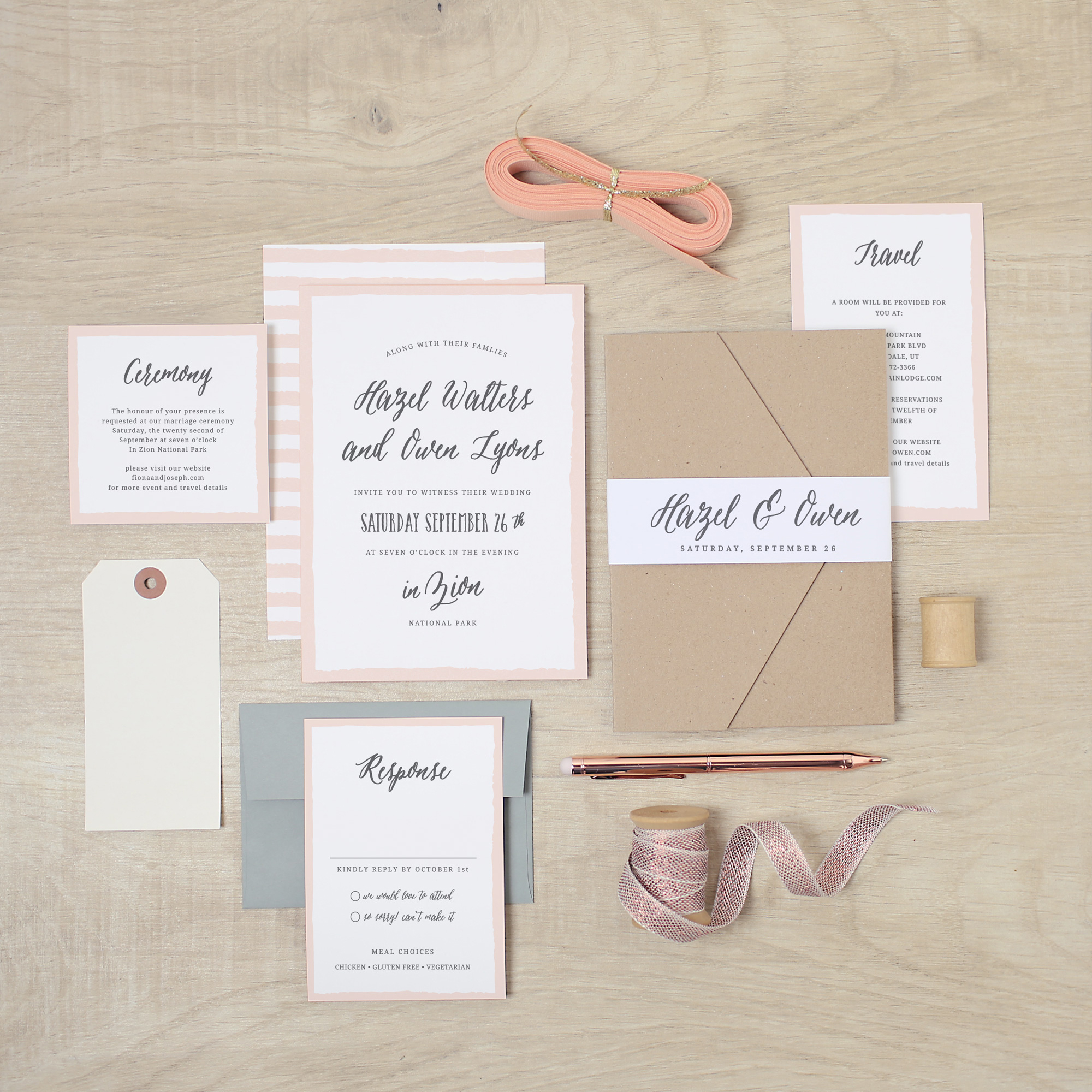 Basic Invite, Wedding Invitations, Tips on Creating the Perfect Invitations for All of Your Wedding Festivities