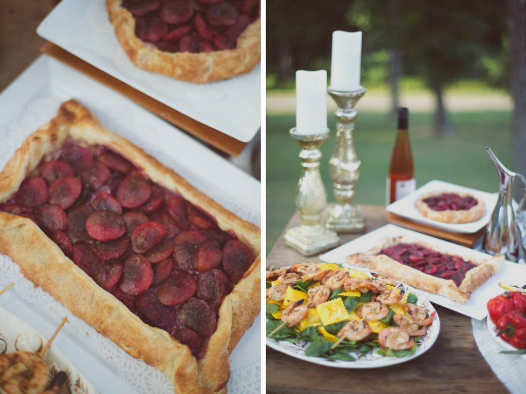 Center Cut Catering, Newlywed Cook Book, Something New for I Do Wedding Caterer