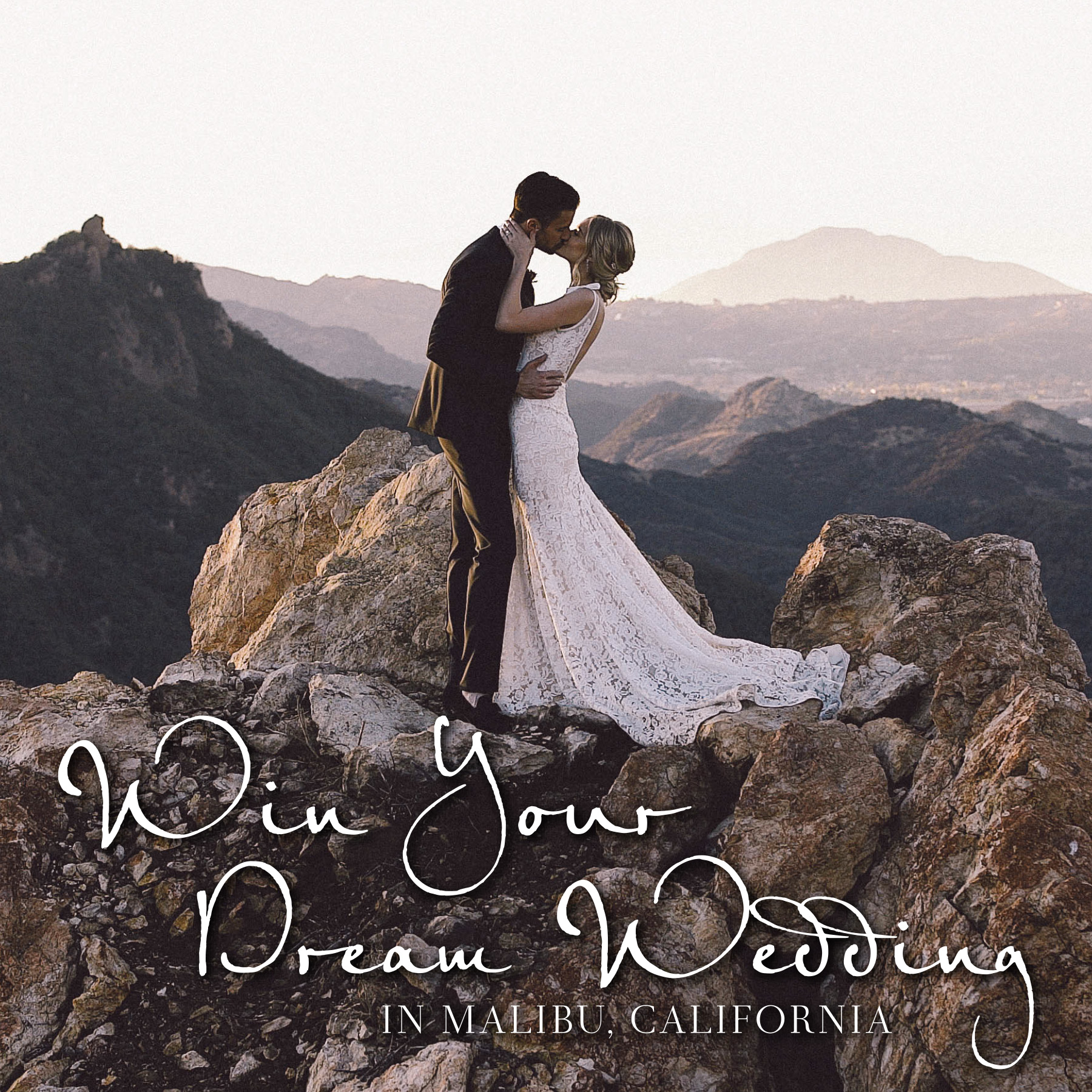 Dream Wedding Giveaway with Chancey Charm + Robert Michael Films