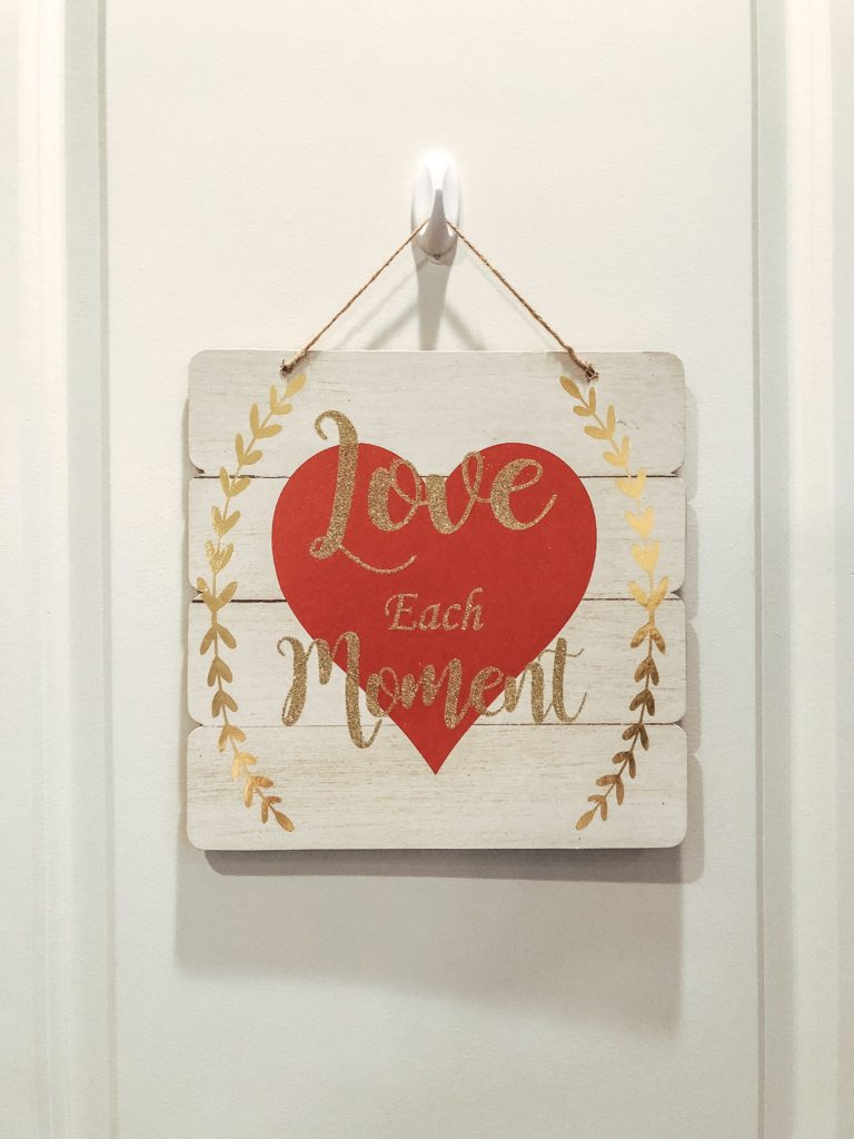 Valentine's Day Home Tour, Something New for I Do, Interior Design, Holiday Decor Inspiration, Nursery Inspiration, Decorating Your Nursery for Holidays, Valentine's, Target Dollar Spot, Something New for Pink and Blue