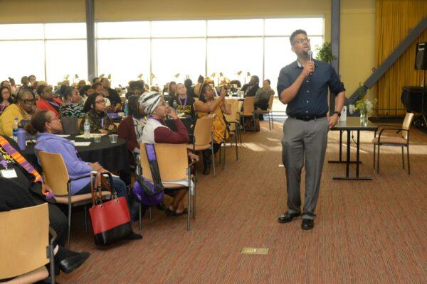 African American Regional Educational Alliance Presentation