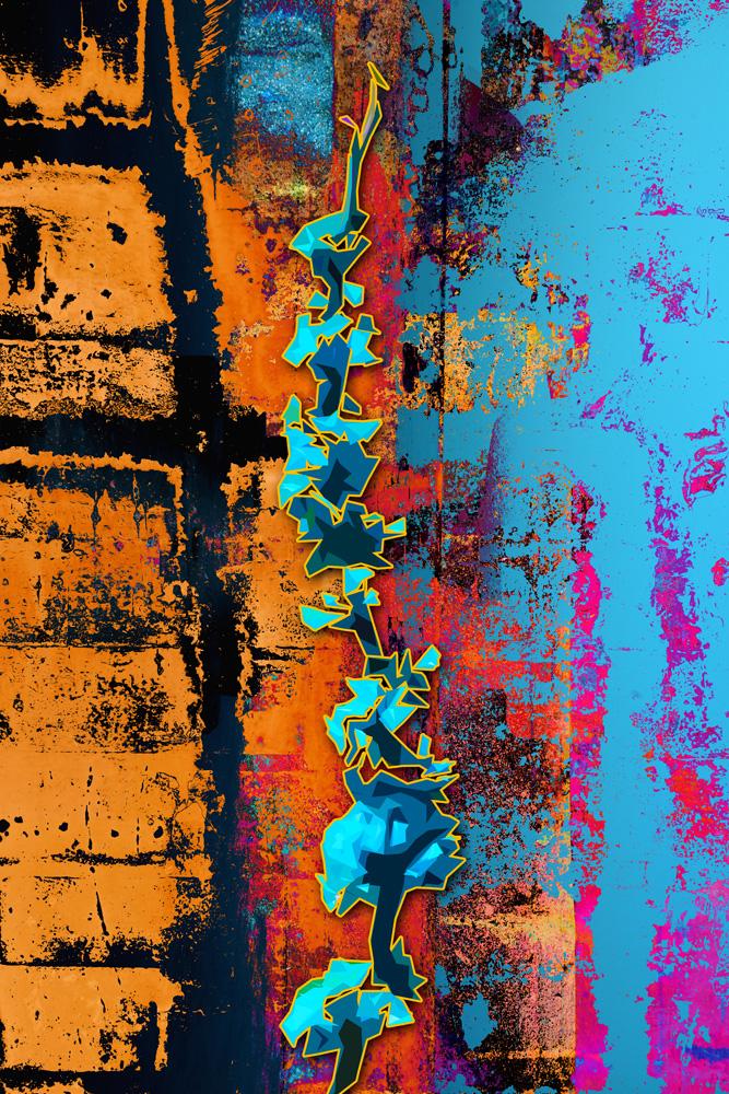 HAIKU-zen - Ari David Rosenthal Fine Art