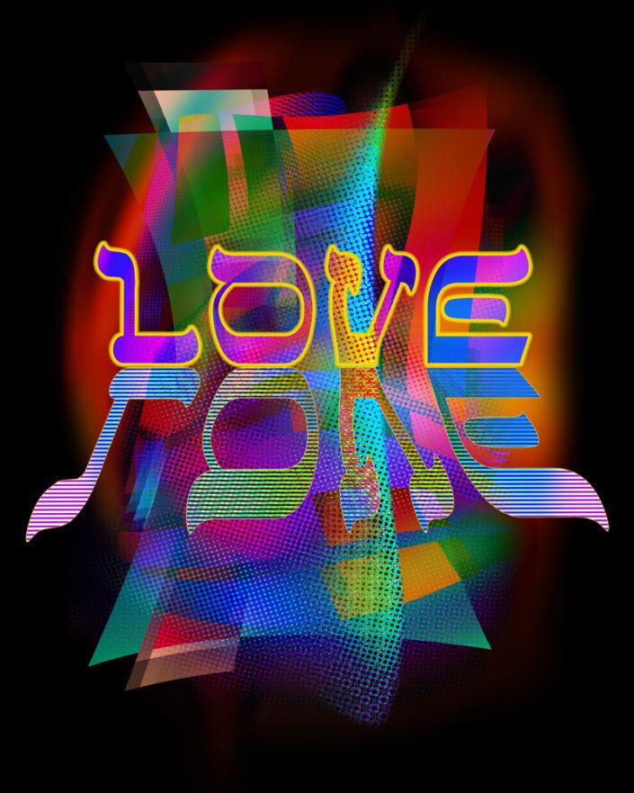 Love - Ari David Rosenthal Fine Art