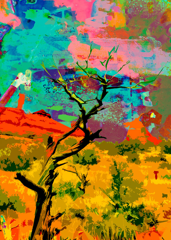 Sedona Blend - Ari Rosenthal Fine Art