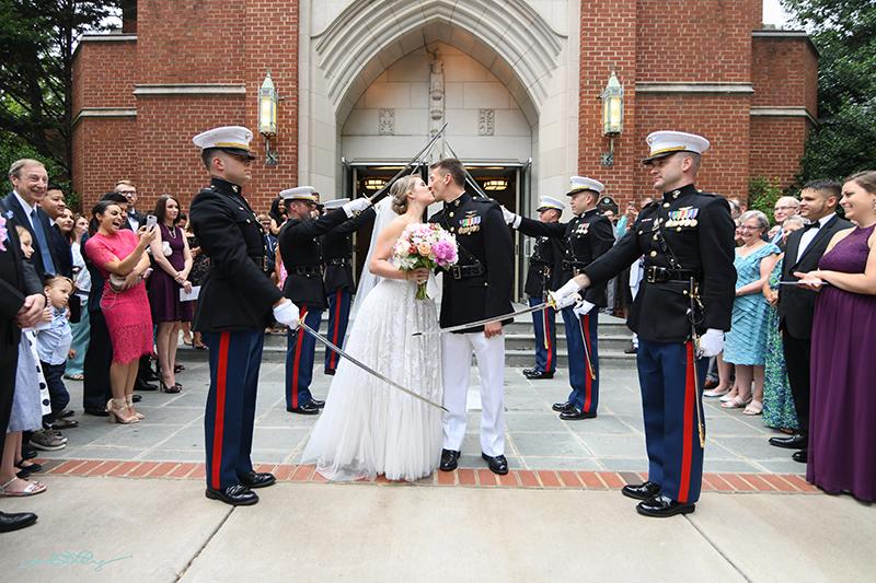 Caroline and Anthony's Raleigh Wedding